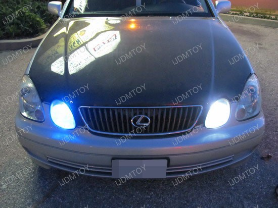 Lexus - GS - LED - HID 15